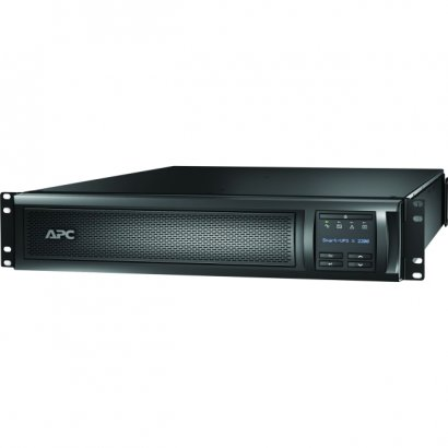 APC Smart-UPS X 2200 VA Rack-mountable UPS SMX2200RMLV2U