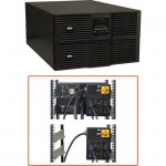 Tripp Lite SmartOnline 10000VA Rack-mountable/Tower UPS with Two Step-down Transformers SU10000RT3U2TF