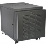 Tripp Lite SmartRack 12U Industrial Floor Enclosure (Includes Doors and Side Panels) SR12UBFFD