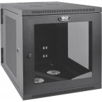 Tripp Lite SmartRack 12U Server-Depth Wall-Mount Rack Enclosure Cabinet SRW12US33G