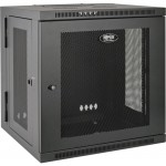 SmartRack 12U UPS-Depth Wall-Mount Rack Enclosure Cabinet, Hinged Back SRW12USDP