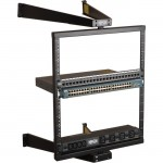 Tripp Lite SmartRack Wall-Mount Pivoting Open Rack Frame SRWO12US