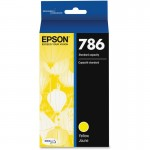 Epson Standard-Capacity Yellow Ink Cartridge T786420