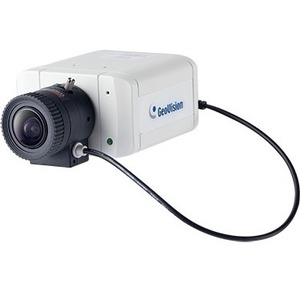 GeoVision Starlight 2MP H.265 Super Low Lux WDR Pro Face Detection Box IP Camera GV-BX2700-FD