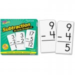 Subtraction 0-12 All Facts Skill Drill Flash Cards 53202