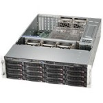Supermicro SC836BE2C-R1K03B SuperChassis 836BE2C-R1K03B (Black) CSE-836BE2C-R1K03B