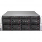 Supermicro SC847BE1C-R1K28WB SuperChassis 847BE1C-R1K28WB (Black) CSE-847BE1C-R1K28WB
