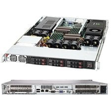 Supermicro SuperChassis System Cabinet CSE-118G-1400B