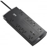 APC by Schneider Electric SurgeArrest Performance 10-Outlet Surge Suppressor/Protector P10U2