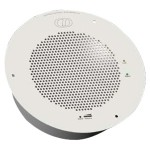 CyberData Syn-Apps Enabled VoIP V2 Ceiling Speaker 011104