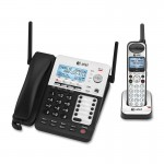 AT&T SynJ Cordless Phone with Answering Machine SB67138