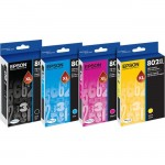 Epson T, Yellow Ink Cartridge, High-Capacity T802XL420-S