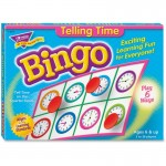 Telling Time Bingo Game 6072