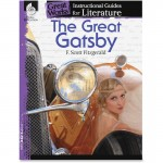 Shell The Great Gatsby: An Instructional Guide for Literature 40302