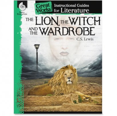 Shell The Lion, the Witch and the Wardrobe: An Instructional Guide for Literature 40121