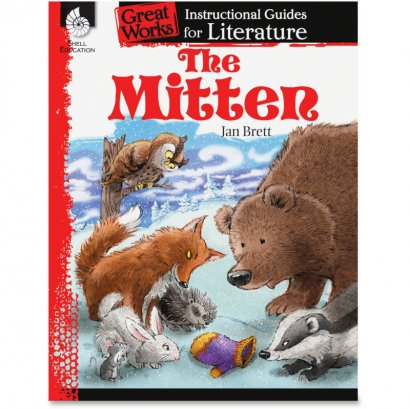 Shell The Mitten: An Instructional Guide for Literature 40004