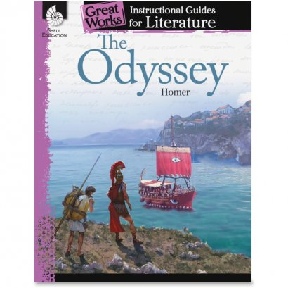Shell The Odyssey: An Instructional Guide for Literature 40303