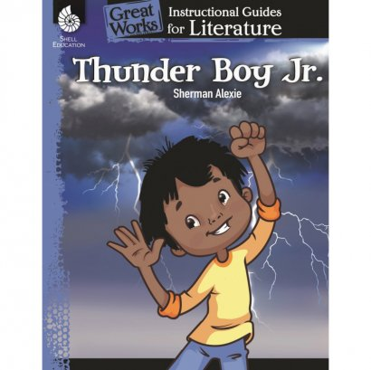 Shell Thunder Boy Robinson Guide 51720