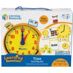 Learning Resources Time Activity Set LER3220