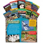 Shell TIME for Kids: 4th-grade Spanish 10-Book Set 3 18382