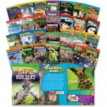 Shell TIME for Kids: Advanced 4th-grade 30-book Set 18387