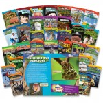 Shell TIME for Kids Adventure 4th-grade Spanish 30-book Set 18386