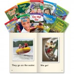 Shell TIME for Kids Nonfiction English Grade 1 Set 1 16095