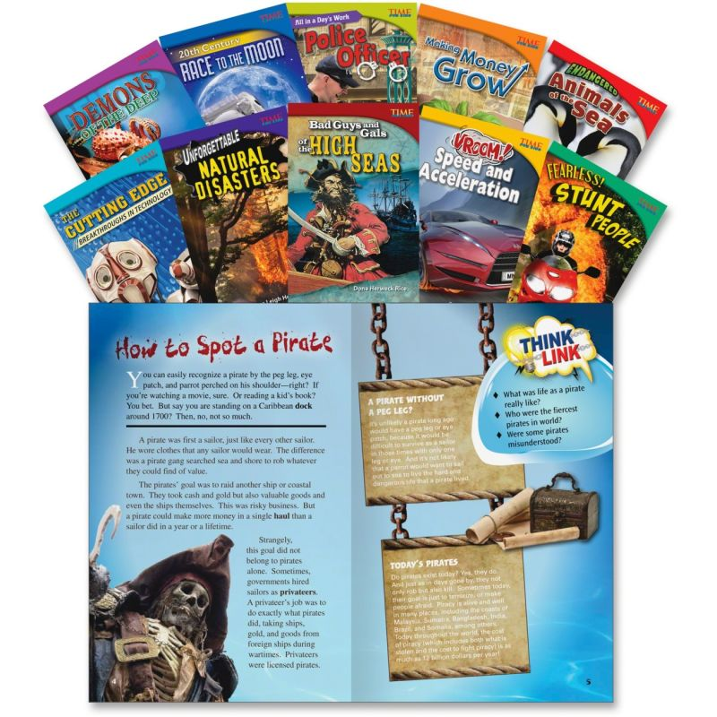 Time Readers For Kids Grades 4-6 Lot Set Of 23 Harcourt Social Studies Magazines