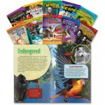 Shell TIME for Kids: Nonfiction Readers English Grade 5 Set 2 18254