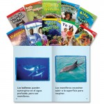Shell TIME for Kids: Nonfiction Spanish Grade 1 Set 2 16098