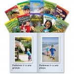 Shell TIME for Kids: Nonfiction Spanish Grade 1 Set 3 16100