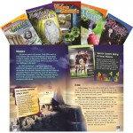 Shell TIME Informational Text Grade 6 Set 1, 5-Book Set 25925