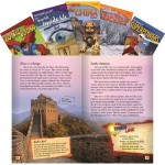 Shell TIME Informational Text Grade 6 Set 2, 5-Book Set 25926