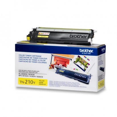 Brother TN-210Y Toner Cartridge TN210Y