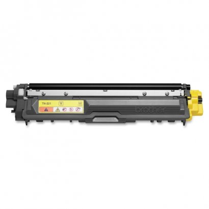 Brother Toner Cartridge TN221Y