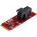 StarTech.com U.2 (SFF-8643) to M.2 PCI Express 3.0 x4 Host Adapter Card for 2.5