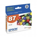 Epson UltraChrome Hi-Gloss 2 Pigment Orange Ink Cartridge T087920