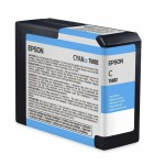 Epson UltraChrome K3 Cyan Ink Cartridge T580200