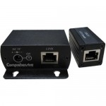 Comprehensive USB 2.0 Extender with 4 Port Hub up to 230 Feet CUE-104FE