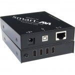 SmartAVI USB 2.0 over CAT5 Extender Link USB2PROS