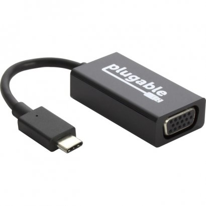 Plugable USB 3.1 Type-C to VGA Adapter USBC-VGA