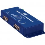 B+B USB To Isolated Serial 2 Port RS-232 W/DB9M USO9ML2-2P