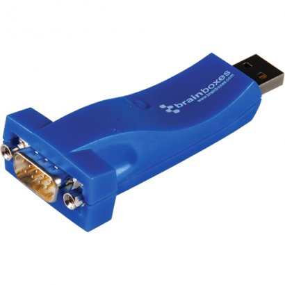 Brainboxes USB to Serial Adapter US-324-001