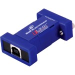 B&B USB to Serial Mini-Converters - For the Technician on the go 232USB9M