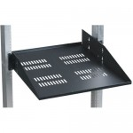 Black Box Vented Heavy-Duty Equipment Rack Shelf RM116-R2