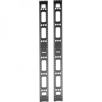 Tripp Lite Vertical Cable Management Bars SRVRTBAR