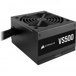 Corsair VS Series VS500 - 500 Watt 80 PLUS Certified Non-Modular ATX PSU CP-9020223-NA