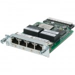 Cisco WAN Module - Refurbished HWIC-4T1/E1-RF
