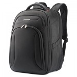 Samsonite 89431-1041 Xenon 3 Laptop Backpack, 12 x 8 x 17.5, Ballistic Polyester, Black SML894311041