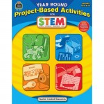 Teacher Created Resources Year Round Project-Based Activities for STEM PreK-K 3024